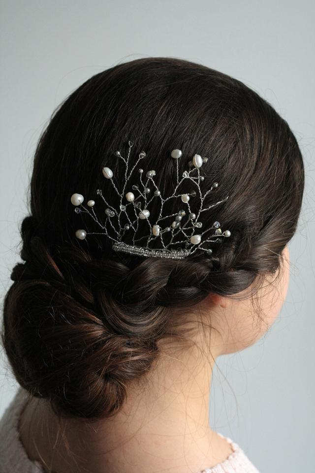 Anthropologie inspired hair piece | Misselainious blog -14