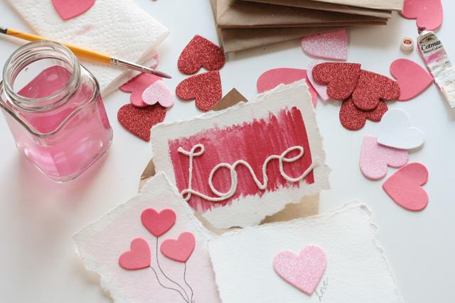 Handmade Valentine's Day cards 2016 misselainious-8