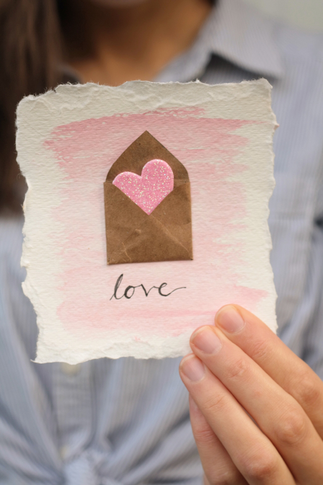 Handmade Valentine's Day cards 2016 misselainious